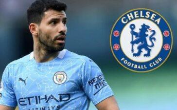 Cập bến Chelsea, Sergio Aguero sẽ được trao tay số 10?