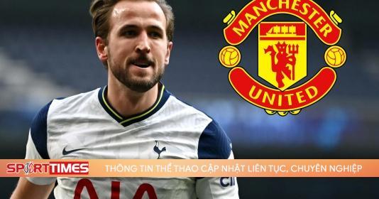 Đã tới lúc Harry Kane rời Spurs, thẳng tiến tới Old Trafford