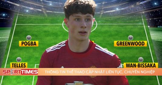 """Đội hình Man Utd đấu Granada: """"Kẻ lãng quên"""" trở lại khung gỗ?"""