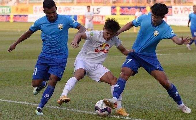 kết quả trận hagl vs an giang, vòng 1 cúp quốc gia