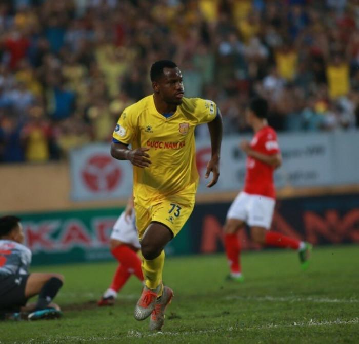 Tiền đạo ngoại thử việc 30 phút tỏa sáng tại V-League 2021 1