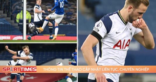 Kane lập cú đúp, Tottenham tiếp tục ngựa quen đường cũ