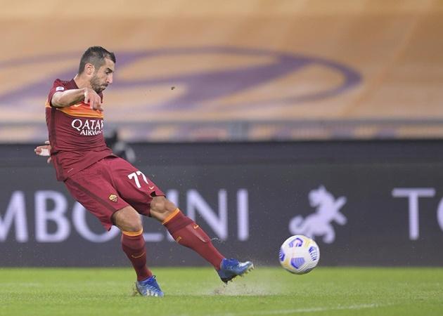 Hai 'hàng thải' Man Utd đang thi đấu ra sao tại AS Roma? - Bóng Đá