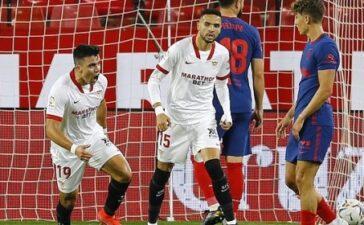 Nhận trái đắng, Atletico lâm nguy trước Barcelona