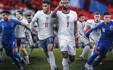 'Tội nghiệp' Southgate; 'biệt đội trung vệ' của tuyển Pháp