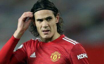 Rèn giũa xong số 9 hoàn thiện, đã đến lúc Man Utd chia tay Cavani