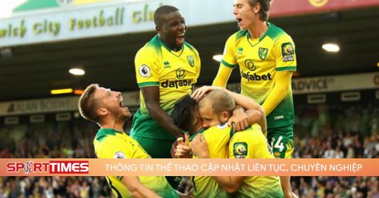 Thăng hạng, Norwich City mang 2 quái thú tấn công trở lại Premier League