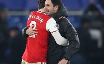 Thay Bellerin, Arsenal hãy cẩn thận với con cáo già Inter Milan