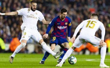 Messi, Benzema và tiểu Neymar