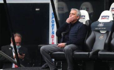 Mourinho thực sự đã hết thời
