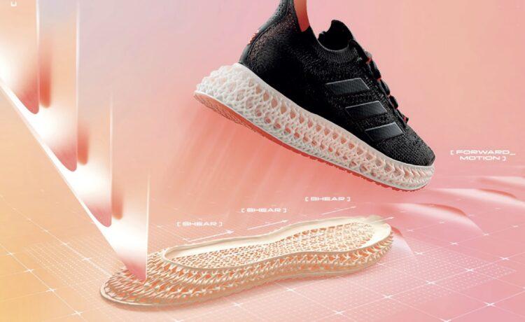 Adidas 4DFWD: Phiên bản giày dùng công nghệ FutureCraft4D
