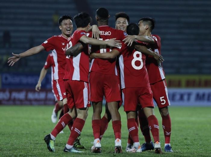 v-league 2021: viettel chưa có cơ hội lật đổ hagl
