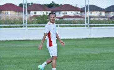 Viettel đón Trọng Hoàng trở lại ở trận đấu với Kaya FC
