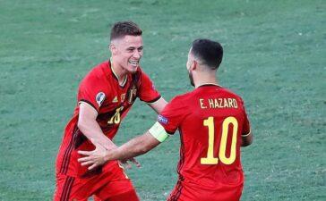 Hazard ghi bàn siêu phẩm khiến Ronaldo ngao ngán