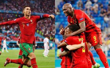 Bỉ - Bồ Đào Nha: Khi đương kim vô địch đụng độ số 1 thế giới