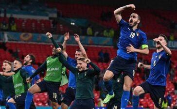 Xác định hai cặp đấu đầu tiên tại tứ kết EURO 2020