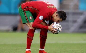 Người Bỉ sợ những quả penalty của Ronaldo