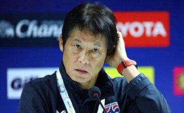 Thái Lan muốn thanh lý hợp đồng với HLV Nishino