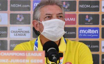 HLV Jurgen Gede: 'Viettel cần lạc quan hơn trước trận gặp Kaya FC Iloilo'