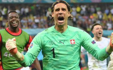 Thụy Sĩ tiễn Pháp rời Euro 2020 bằng mắt kính lạ