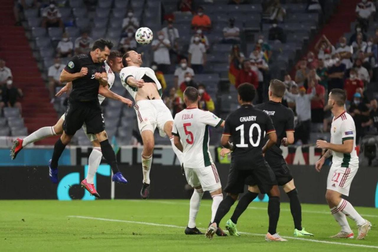 euro 2020: bàn thắng phút 83 giúp Đức giành vé đi tiếp thót tim