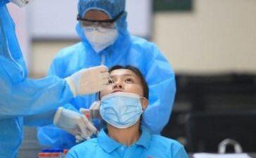 Đội tuyển nữ Quốc gia kiểm tra y tế trong ngày đầu hội quân