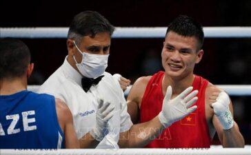 Olympic Tokyo 2020: Văn Đương lập kỳ tích cho thể thao Việt Nam