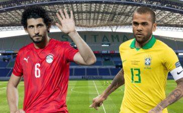 Dự đoán tỷ số, đội hình xuất phát trận Brazil - Ai Cập