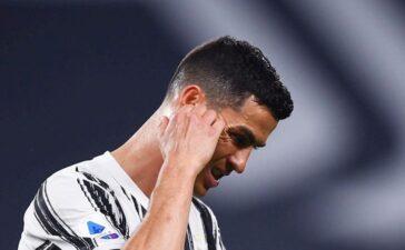 Ronaldo có vấn đề với đồng đội