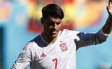Morata chỉ ra vấn đề của Tây Ban Nha