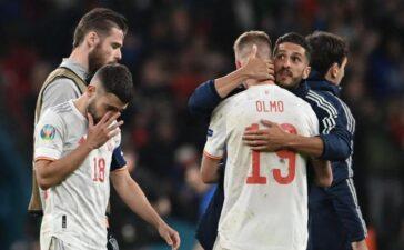 EURO 2020: Tiền đạo kém cỏi, Tây Ban Nha sụp đổ trước Italy