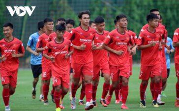U23 Việt Nam sẽ tập huấn nước ngoài để chuẩn bị cho Vòng loại U23 châu Á