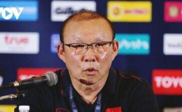 AFC báo tin vui cho HLV Park Hang Seo và ĐT Việt Nam