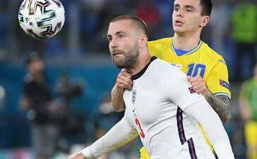 Luke Shaw hồi sinh từ M.U tới tuyển Anh