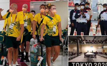 Không phát bao cao su, không quan hệ tình dục ở Olympic