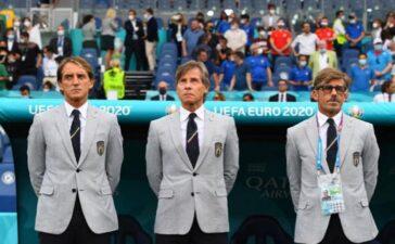 Tuyển Ý rúng động trước chung kết Euro 2020