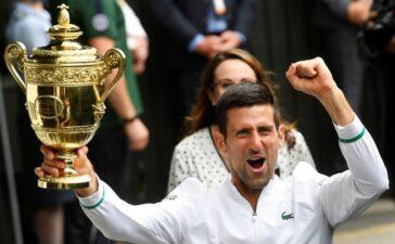 Djokovic cân bằng kỷ lục vĩ đại của Nadal và Federer