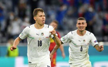 Kết quả EURO 2020: Đánh bại Bỉ, Italy vào bán kết gặp Tây Ban Nha