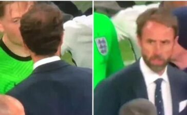 Hình ảnh mới cho thấy HLV Southgate đã định chọn thủ môn Pickford sút luân lưu, và ai nữa?