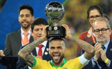 Olympic Tokyo 2020: Dani Alves quyết tâm mang chiến thắng về cho Brazil