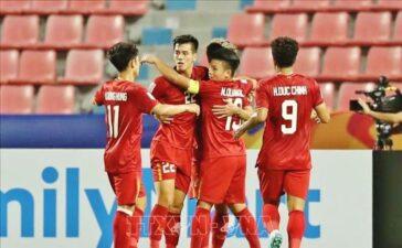 Bốc thăm chia bảng vòng loại U23 châu Á 2022: U23 Việt Nam thuộc nhóm hạt giống số 1