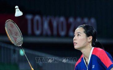 Kết quả thi đấu ngày 28/7: Ấn tượng chiến thắng của cầu lông Việt Nam