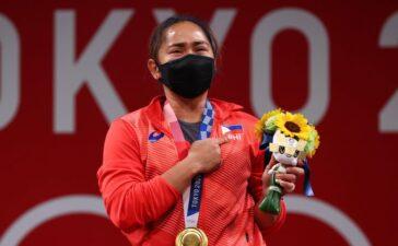 Đô cử Philippines nhận 660.000 USD cho tấm HCV Olympic lịch sử