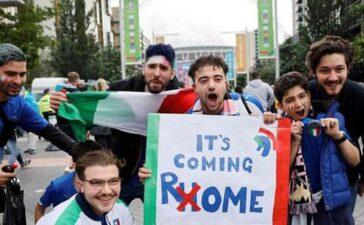 Italia chơi đòn tâm lý chiến trước chung kết: Đội tuyển Anh 'mua' trọng tài