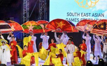 Thống nhất hoãn SEA Games 31 sang năm tới
