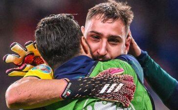 Người hùng Italy bật khóc sau loạt luân lưu cân não
