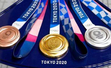 Bảng tổng sắp huy chương Olympic Tokyo mới nhất: Trung Quốc củng cố ngôi đầu