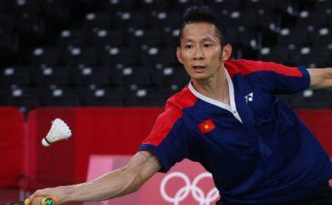 Tiến Minh chia tay Olympic Tokyo