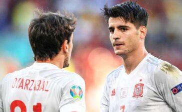 Italy vs Tây Ban Nha: Morata dự bị