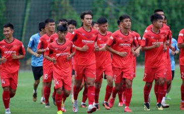 Thầy Park gọi 30 cầu thủ U22 Việt Nam chuẩn bị cho vòng loại châu Á